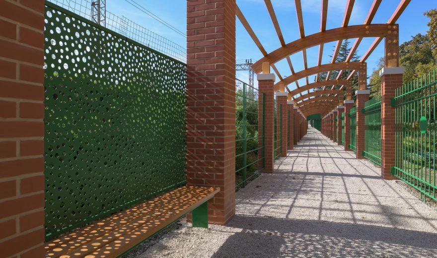 Ovako Izgleda Nova Sjenata Setnica Uz Botanicki Vrt Koja Se Otvara
